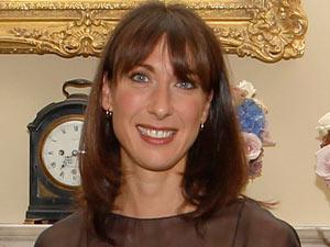 Harper's Bazaar Britain's Best Dressed 2011: Samantha Cameron