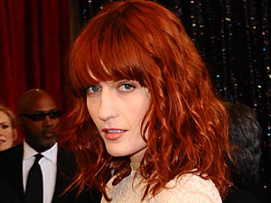 Harper's Bazaar Britain's Best Dressed 2011: Florence Welch