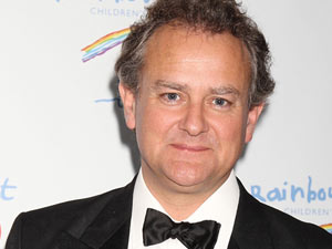 Hugh Bonneville - The Downton Abbey actor is 48 on Thursday.  