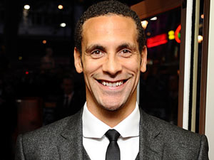 Rio Ferdinand - The Manchester United star celebrates his 33rd birthday today.