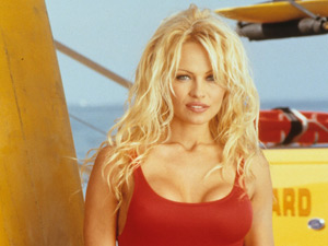 Pam Anderson in Baywatch was some top shelf pussy : Shitty