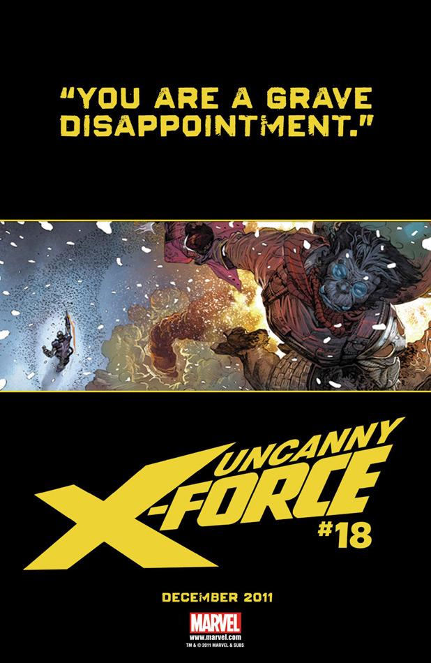 Uncanny X-Force Dark Angel Saga Dark Beast