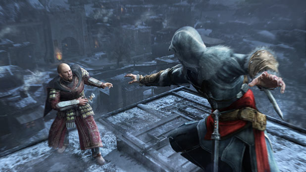 Assassin's Creed Revelations: Assassination of Leandros