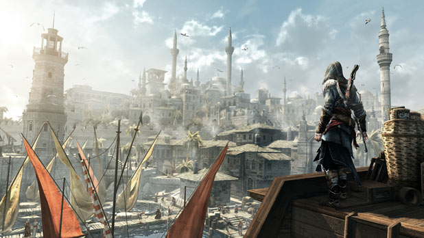 Assassin's Creed Revelations: Imperial North Port