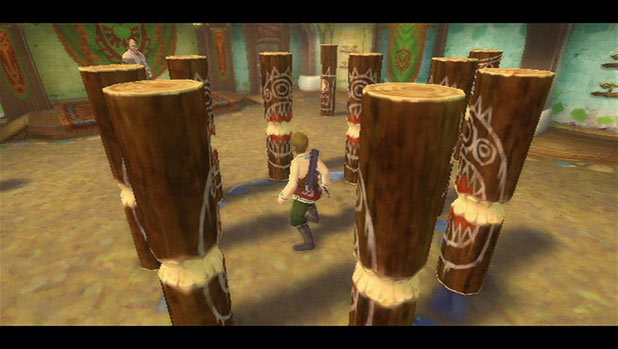 Legend of Zelda: Skyward Sword: Screenshot 6