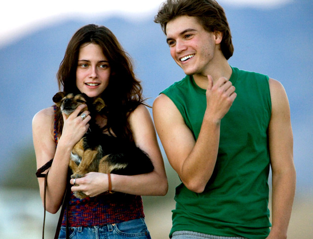 Kristen Stewart Into the Wild