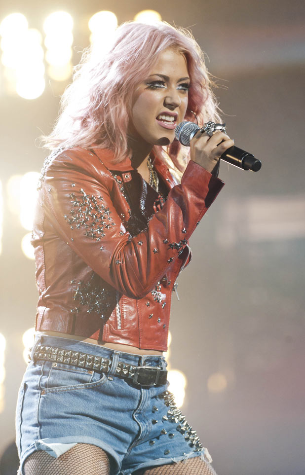 Amelia Lily sings 'Billie Jean' in week 1