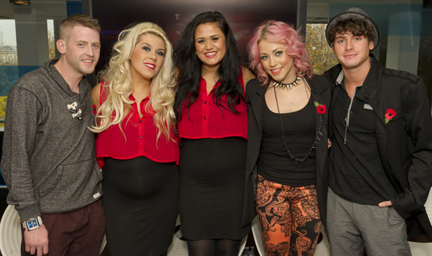 Jonjo Kerr, 2 Shoes, Amelia Lily and James Michael