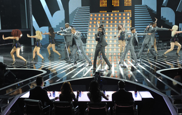 X Factor USA Top 11 gallery
