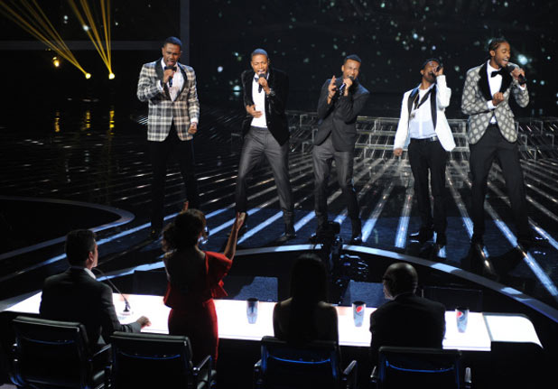 X Factor USA Wk 3 results show