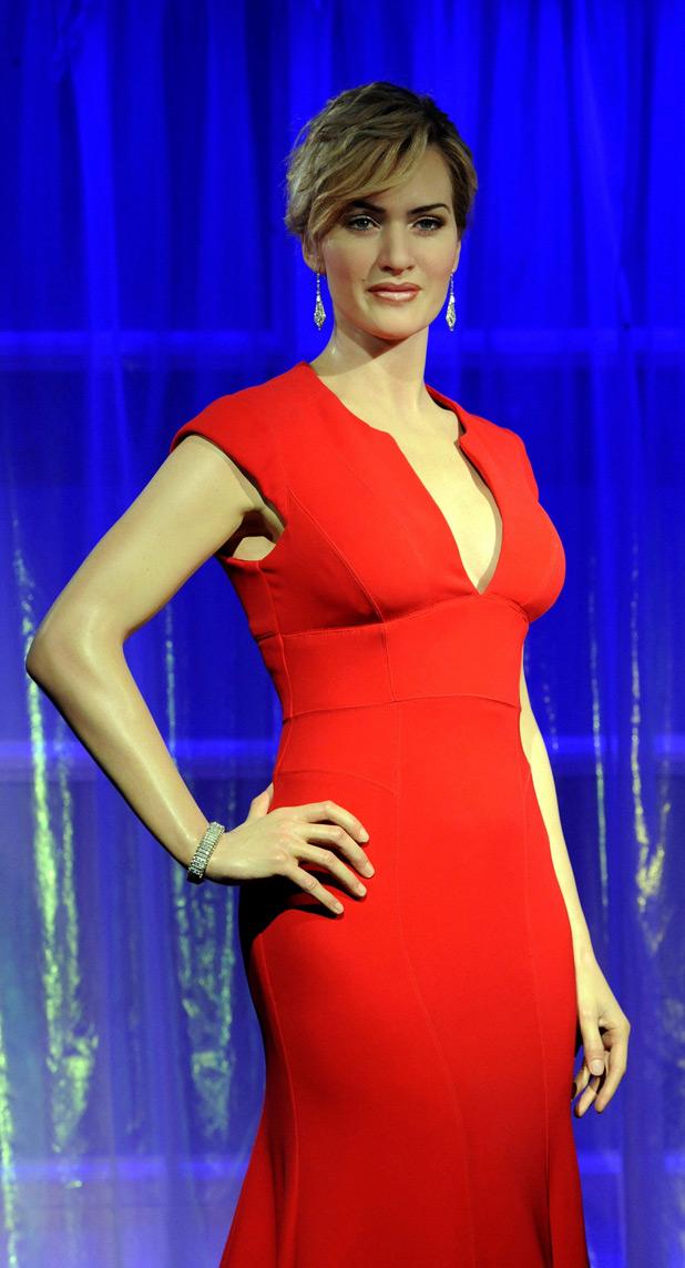 Kate Winslet waxwork