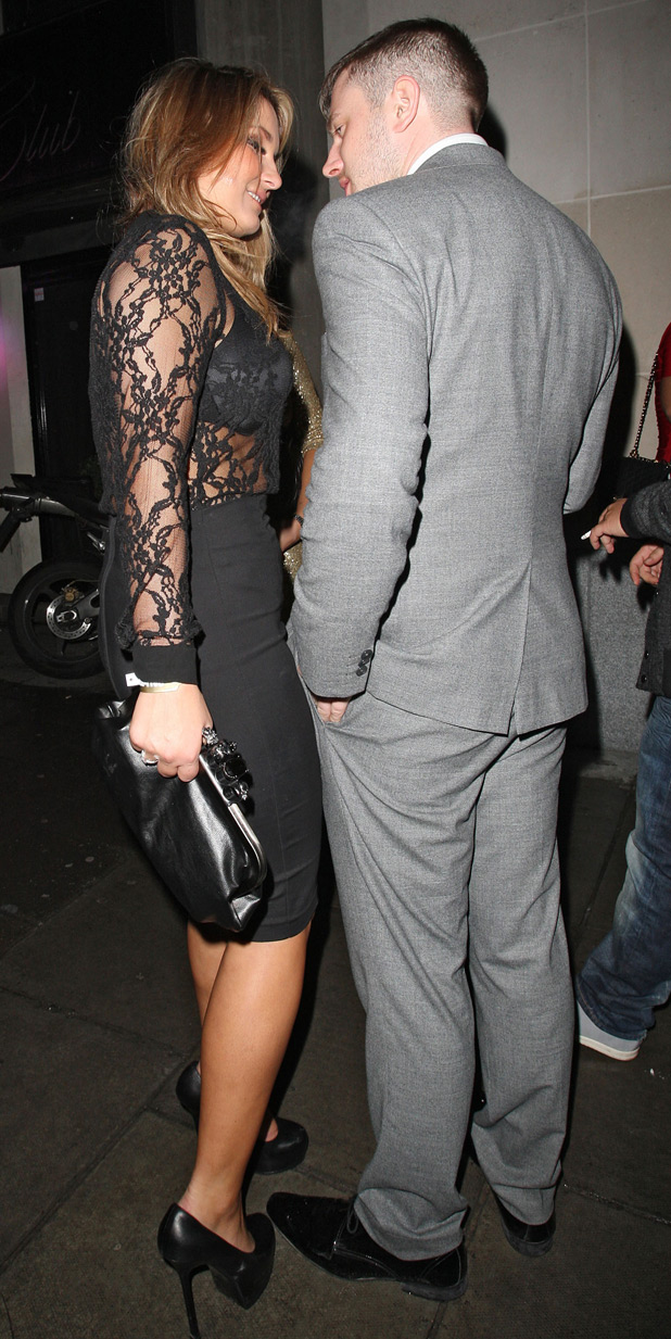 Sam Faiers and Plan B