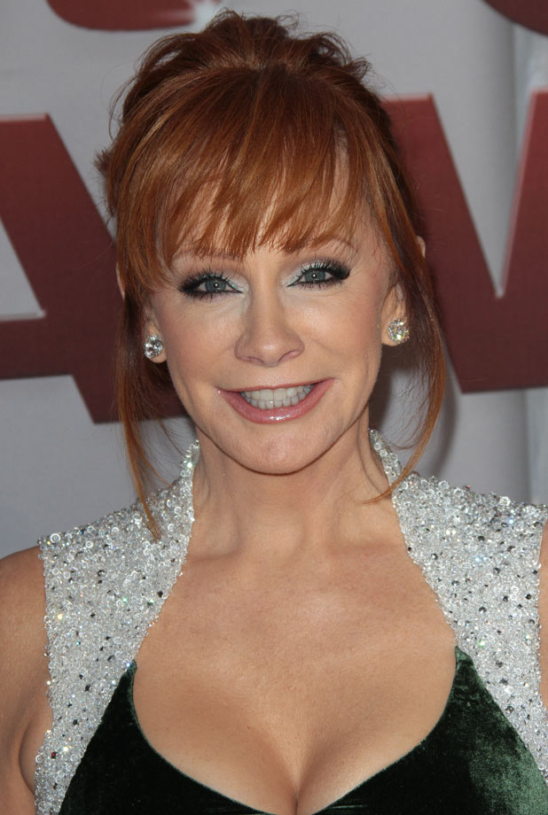 Country music legend Reba McEntire