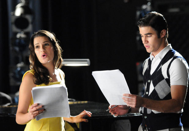 Glee S03E05: 'The First Time'