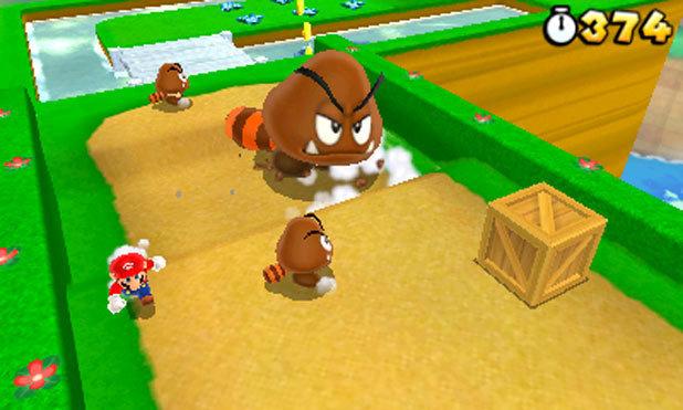 5. Super Mario 3D Land