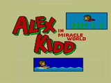 Alex Kidd In Miracle World