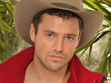 Mark Wright in I&#39;m A Celebrity Get Me Out Of Here 2011