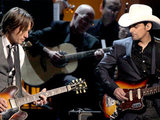 Brad Paisley is joined by Keith Urban for a tribute to Glen Campbell.