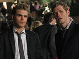 The Vampire Diaries S03E09: Stefan and Klaus