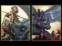 Marvel Comics releases the final 'Dark Angel Saga' teaser of the week.
