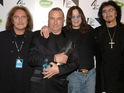 Ozzy Osbourne's iconic band beat Liam Gallagher's Beady Eye to the top spot.
