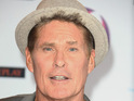 "David Hasselhoff says that he hates fans interrupting ""intimate moments""."