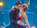 "McFly's Harry Judd divides the Strictly judges with a ""filthy"" tango."