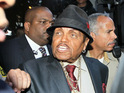 Joe Jackson allegedly lunged at hotel guest who tried to take his photo.