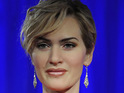 Madame Tussauds unveils 'best leading lady' Kate Winslet's new waxwork.
