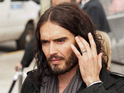 Russell Brand says that he is excited to be hosting his own TV show.
