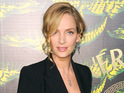 Uma Thurman will appear on NBC's new series Smash.