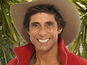 Fatima Whitbread in I&#39;m A Celebrity Get Me Out Of Here 2011