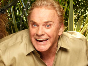 Freddie Starr in I&#39;m A Celebrity Get Me Out Of Here 2011