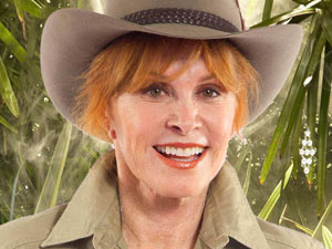 Stephanie Powers in I'm A Celebrity Get Me Out Of Here 2011