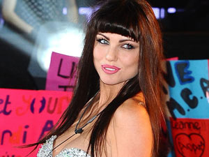Louise Cliffe is evicted