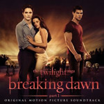 Twilight Breaking Dawn soundtrack
