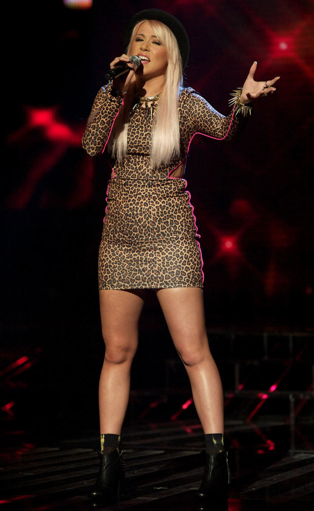 The X Factor: Amelia Lily
