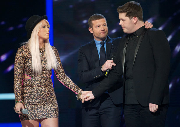 The X Factor 2011: Results Show 7