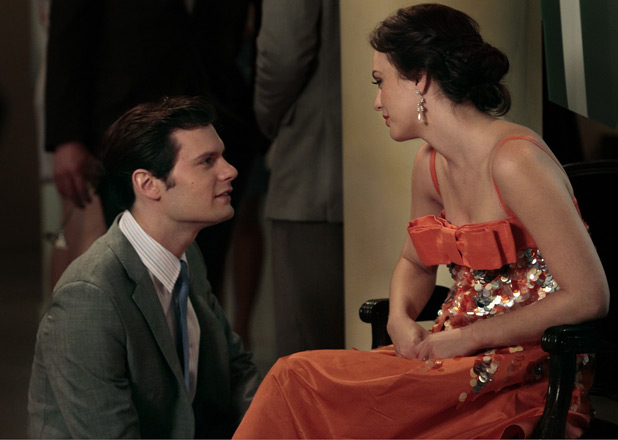 Louis and Blair Waldorf