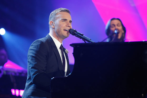 Children in Need Rocks Manchester: Gary Barlow