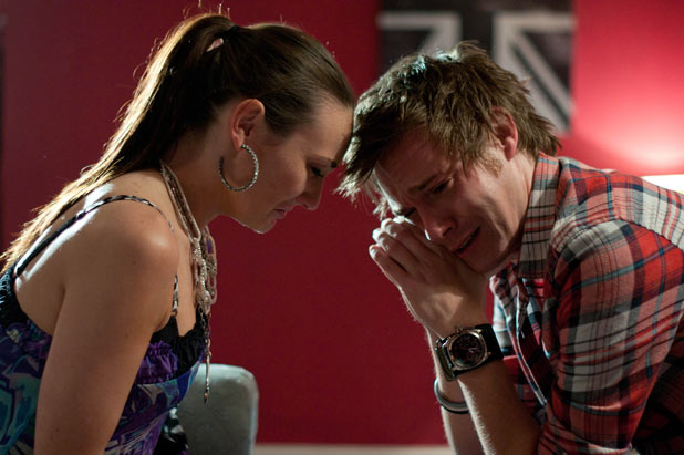 Jacqui McQueen & Rhys Ashworth (Claire Cooper & Andrew Moss)