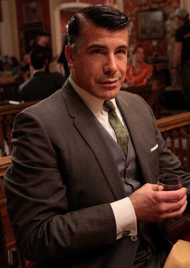 Mad Men: Salvatore Romano (Bryan Batt)