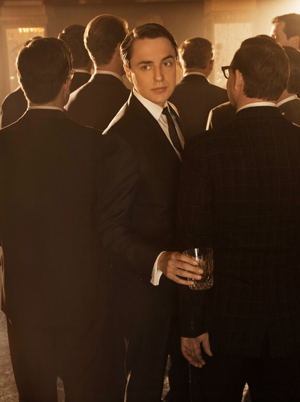Mad Men: Pete Campbell (Vincent Kartheiser)