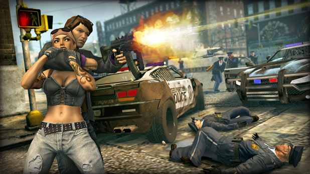 Review - Saints Row The Third