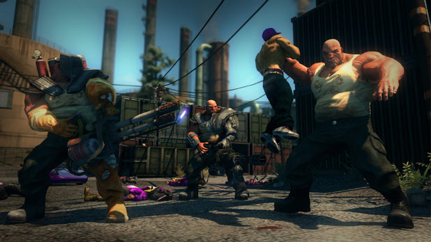 Saints Row The Third (THQ)