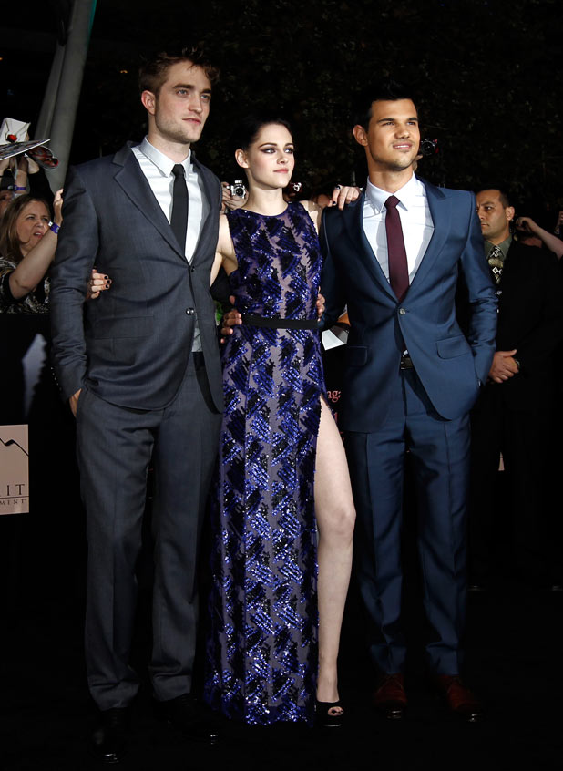 'The Twilight Saga: Breaking Dawn - Part 1' World Premiere