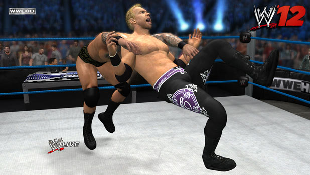 Review: WWE 12