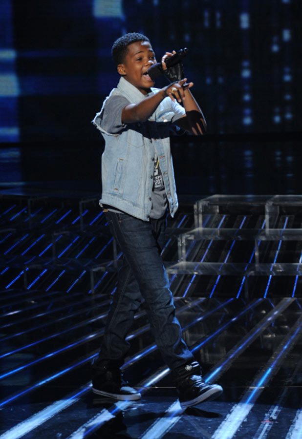 The X Factor USA Top 10 Results Show: Astro performs