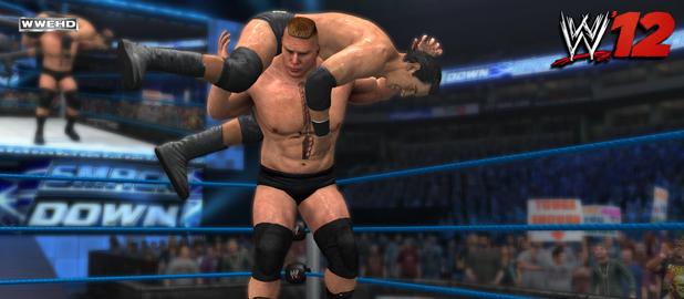 WWE 12 (THQ)