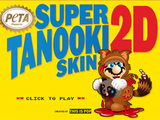 PETA Super Mario 3D Land Super Tanooki Skin 2D